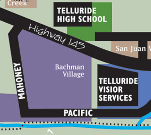 Ray's telluride_bachman_map