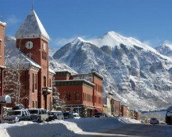 Telluride Town Description