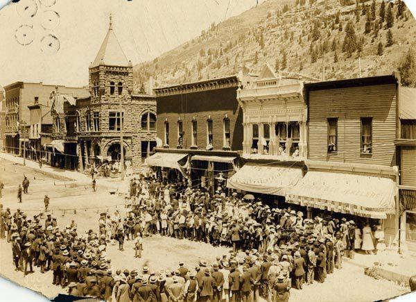 Main Street Gathering