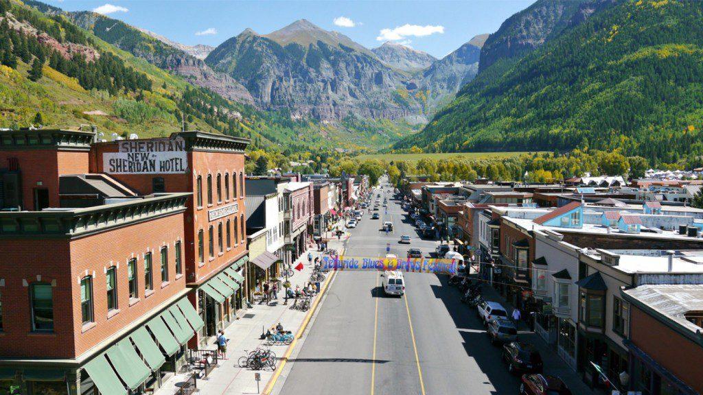 Main Street - Above