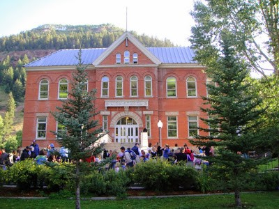 School - Telluride Old School