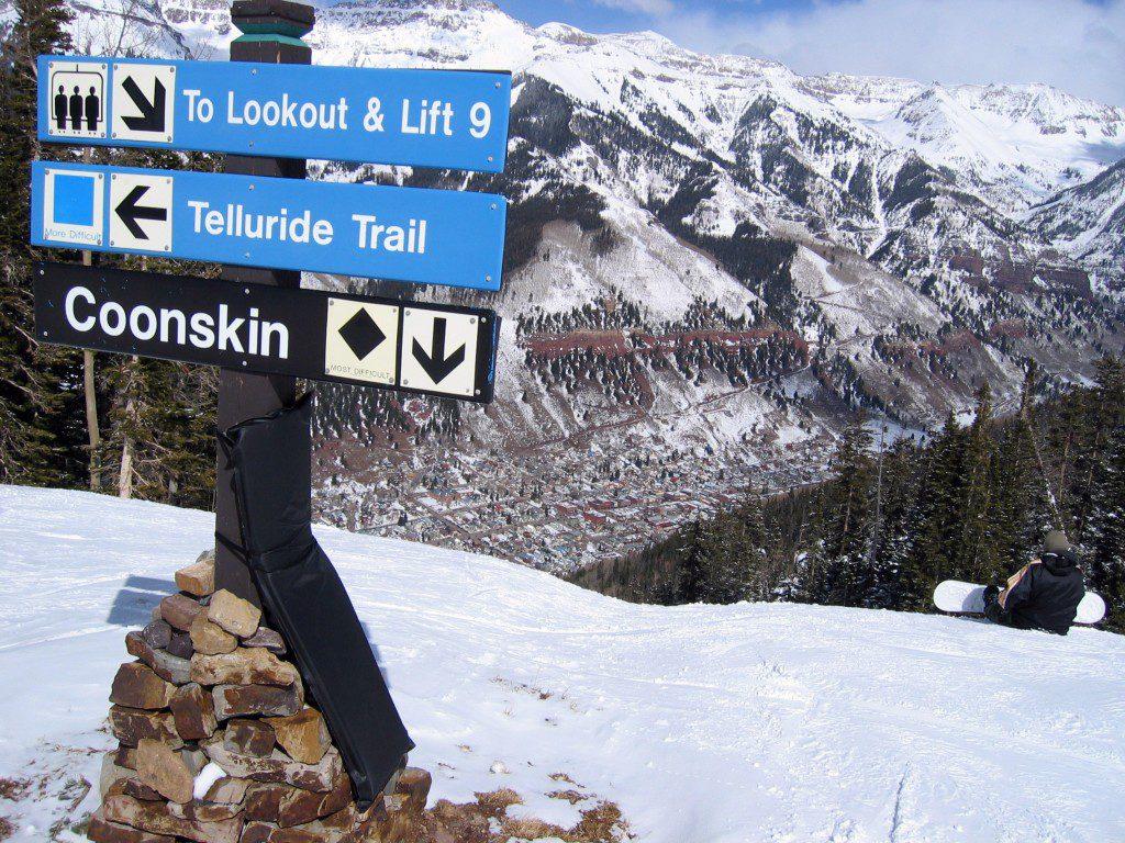 Ski Area 2 - Map