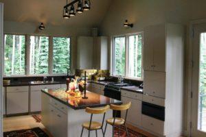 Kitchen in Telluride Ski Ranches home.
