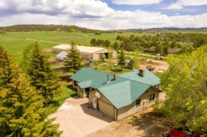 Vicker's Farm & Ranch Norwood Area - $559,000